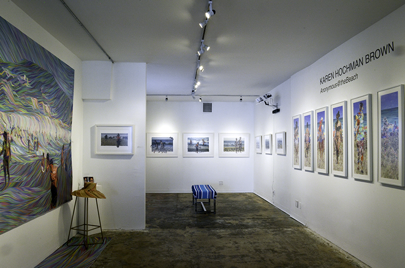 TAG Gallery exhibition – view 1
