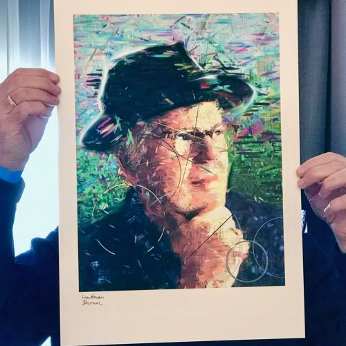 Portrait Project-George